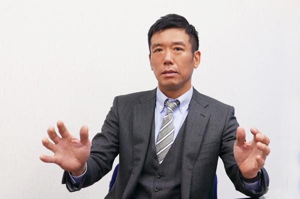 代表取締役 川名康一